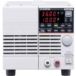 Laboratorijski napajalniki, nastavljivi GW Instek PLR 36-10 0 - 36 V/DC 0 - 10 A 360 W RS-232 Daljinsko vodenje, Programabilni,