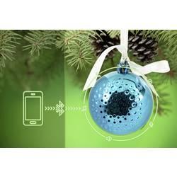 Bluetooth-högtalare Technaxx Christmas Speaker Blå