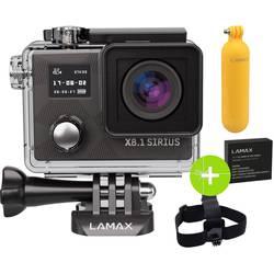 Lamax X8.1 Sirius Akcijska kamera Ultra HD, Full HD, Vodoodporna, Wi-Fi