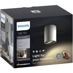 Philips Hue Tak-spotlight Pillar GU10 5.5 W Neutralvit 1 st