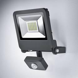LED-utomhusspotlight med rörelsedetektor OSRAM Endura®Flood 30 W 2400 lm Varmvit Mörkgrå