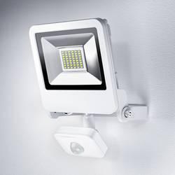 LED-utomhusspotlight med rörelsedetektor OSRAM Endura®Flood 30 W 2400 lm Varmvit Vit