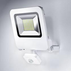 LED-utomhusspotlight med rörelsedetektor OSRAM Endura®Flood 50 W 4000 lm Varmvit Vit