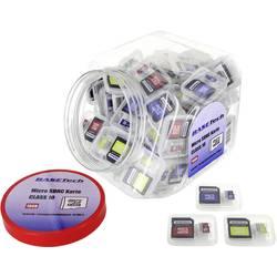Posoda z microSD karticami (100 kosov) 16 GB Basetech Class 10
