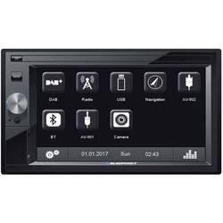 Blaupunkt OSLO 370DAB Navigationsenhed, fastmontering Europa DAB+ tuner, Håndfrit Bluetooth®-system, Tilslutning til bagkamera