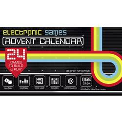 Adventskalender Conrad Components Retro Games adventskalender 2017 från 14 år