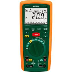 mjerač izolacije Extech MG320 50 V, 100 V, 250 V, 500 V, 1000 V 20 GΩ Kalibriran po tvornički standard (vlastiti)