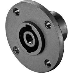 Goobay konektor za zvočnike ravni ženski konektor v ohišju Število pinov: 4 črna 1 kos