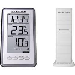 Basetech TS-9160 brezžični termometer srebrne barve