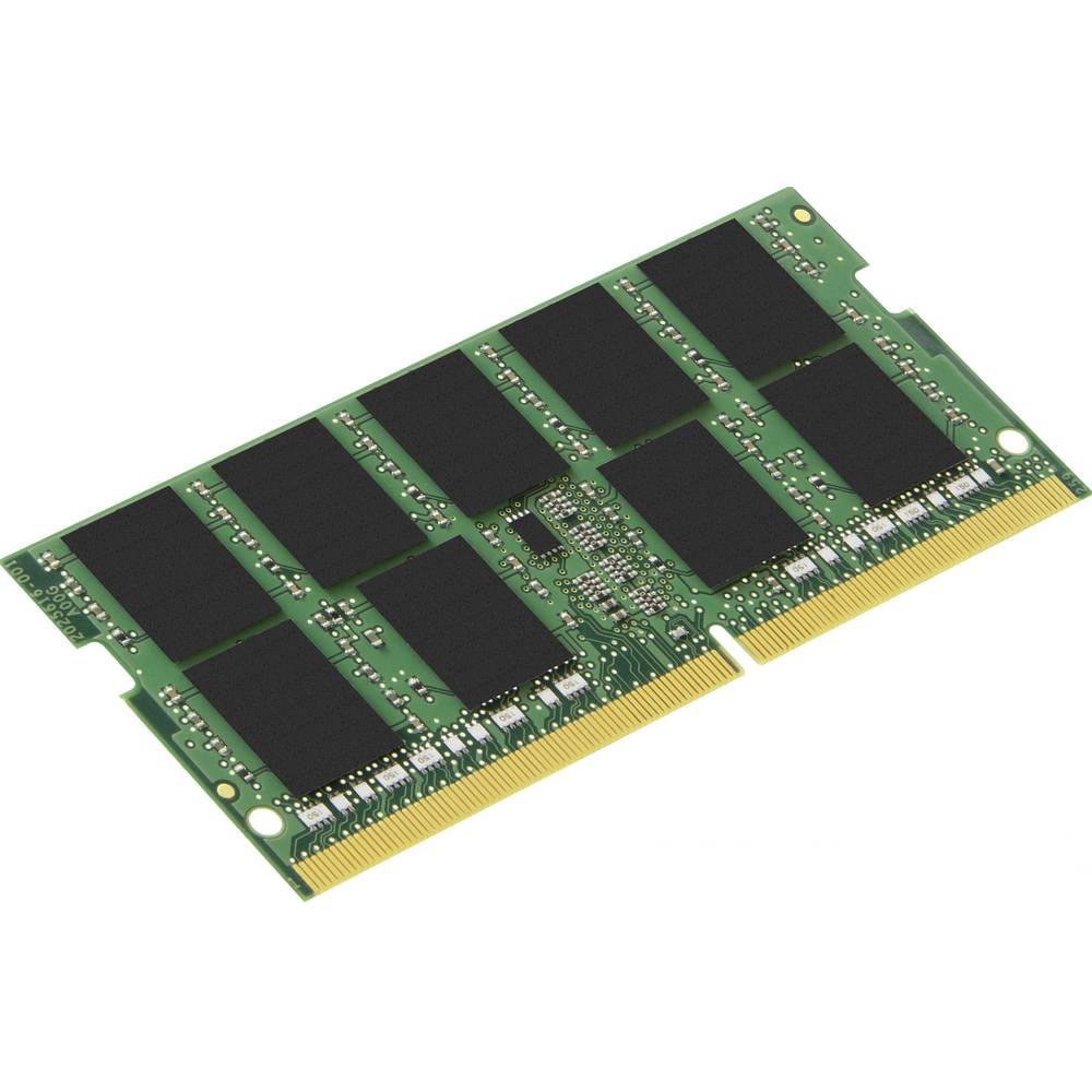 Kingston Notebook pomnilniški modul SO-DIMM KCP424SD8/16 16 GB 1 x 16 GB DDR4-RAM 2400 MHz