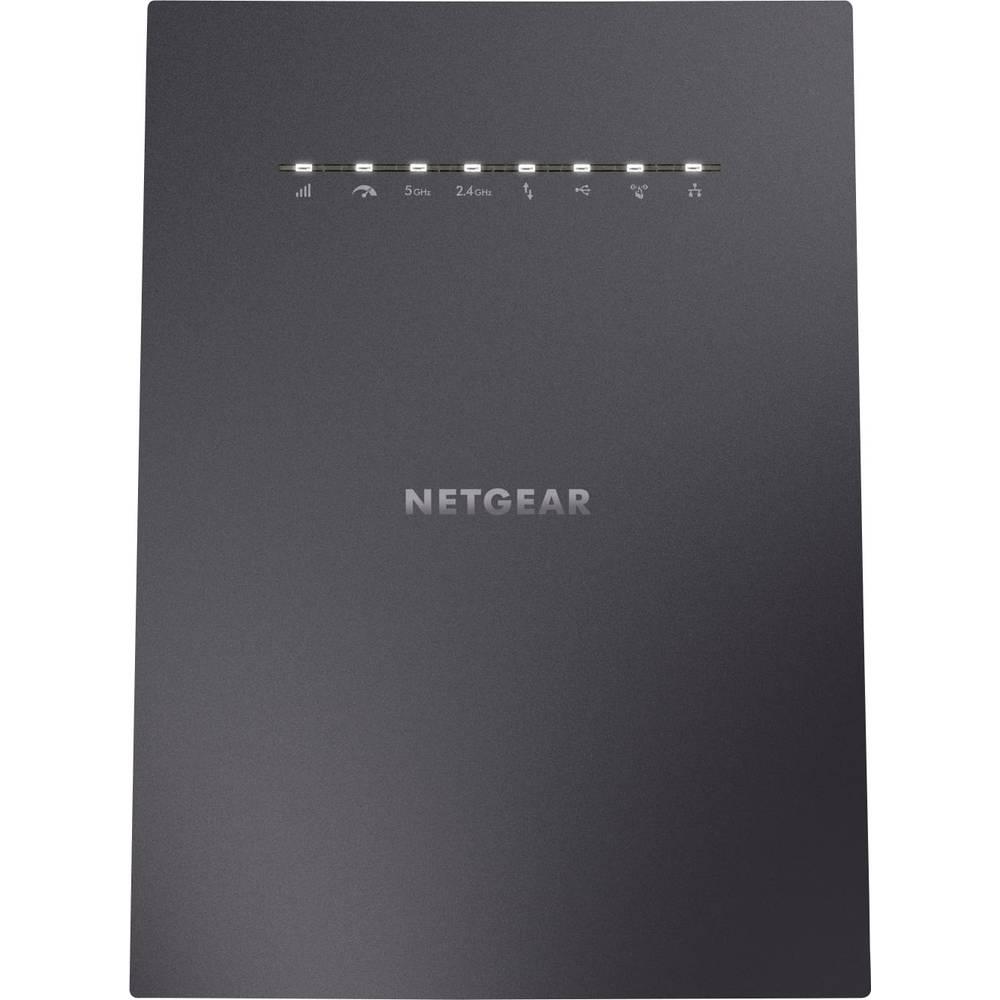 NETGEAR EX8000 WLAN ojačevalnik 2.4 GHz, 5 GHz, 5 GHz