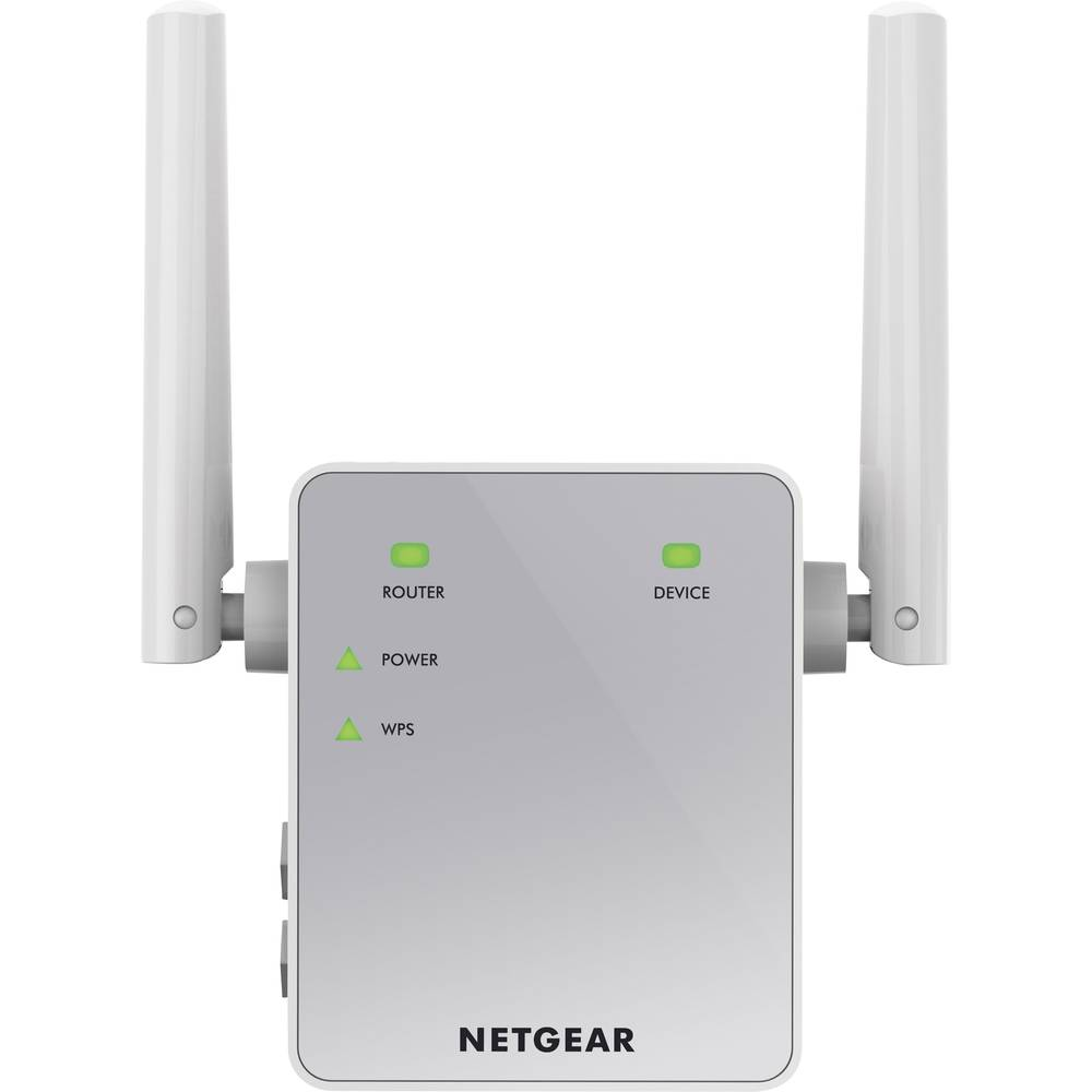NETGEAR AC750 WLAN ojačevalnik 750 Mbit/s 2.4 GHz, 5 GHz