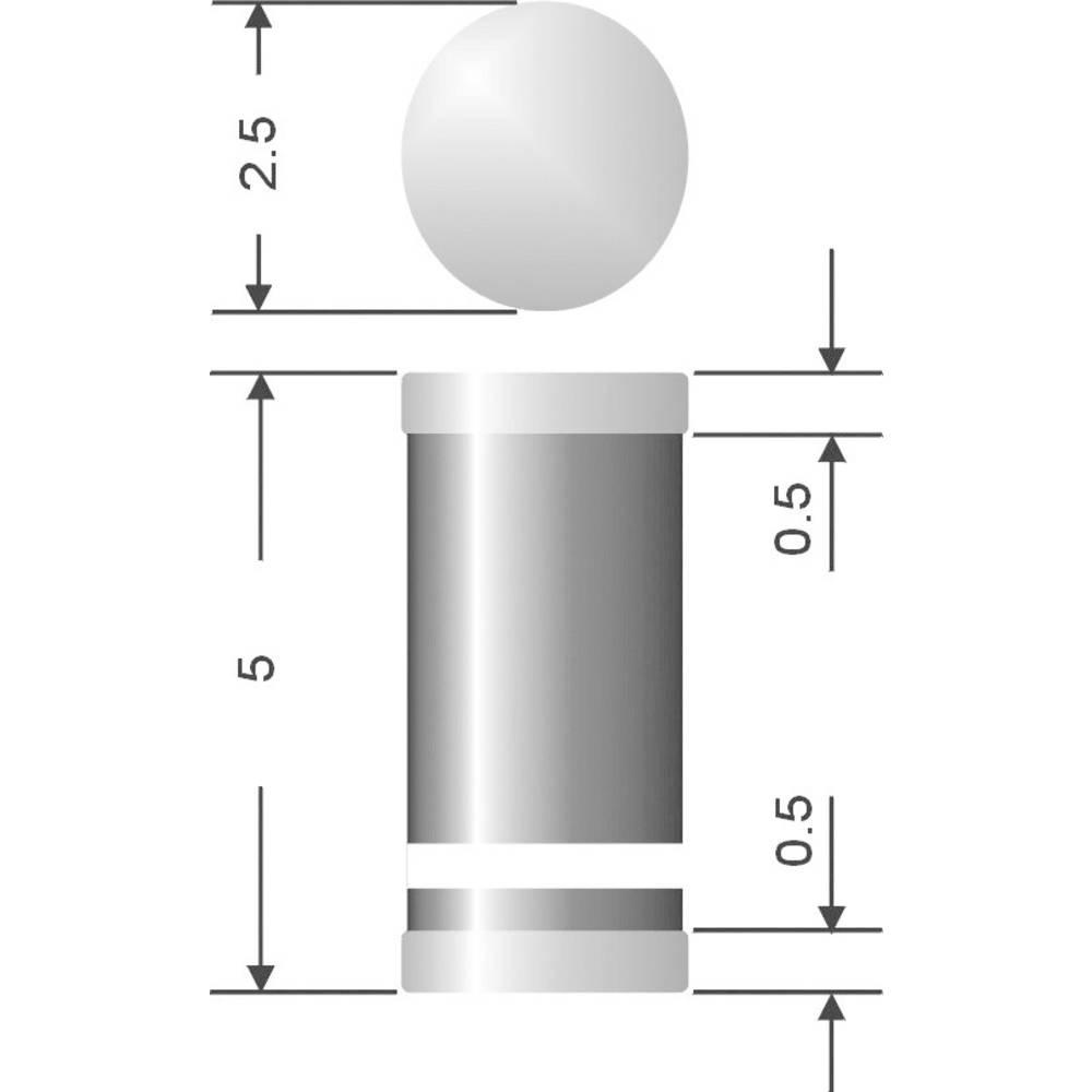 Si-usmerniška dioda Diotec SM4007 DO-213AB 1000 V 1 A