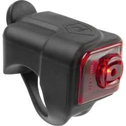 stražnje svjetlo za bicikl M-Wave HELIOS K1.1 USB led pogon na punjivu bateriju crna