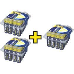 Mignon (AA) baterija alkalno-magnanova Varta Energy, kupi 3 - plačaj 2, 1.5 V 72 kosov