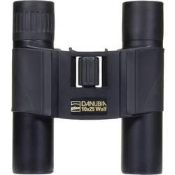 Danubia daljnogled 25 mm porro črna 531721