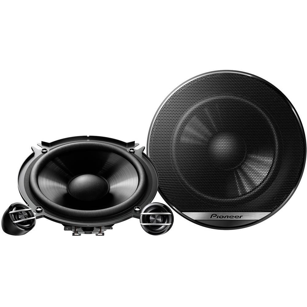 Pioneer TS-G130C Komplet 2-sistemskih vgradnih zvočnikov 250 W Vsebina: 1 par