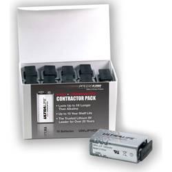 Ultralife U9VL-J-P 6LR61 9 V block baterija litijev 1200 mAh 9 V 10 St.