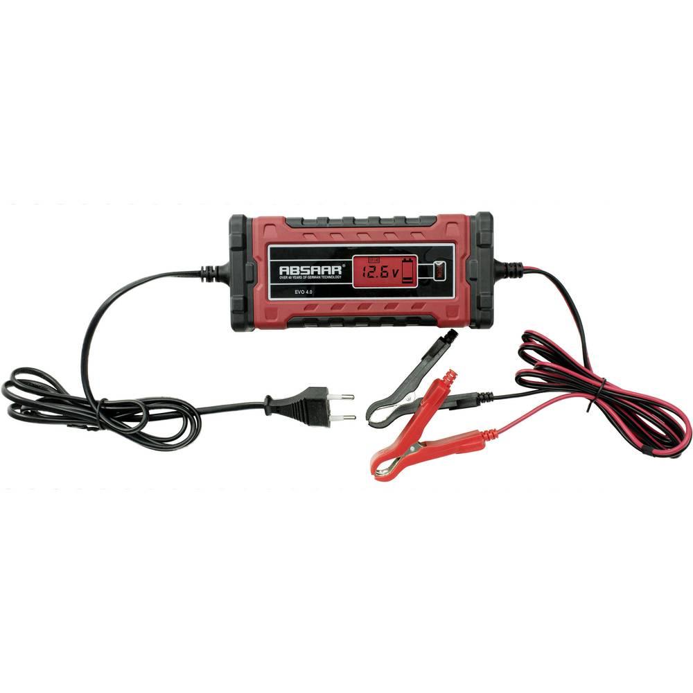 Automatisk oplader Absaar EVO 4.0 158001 12 V, 6 V 2 A 4 A