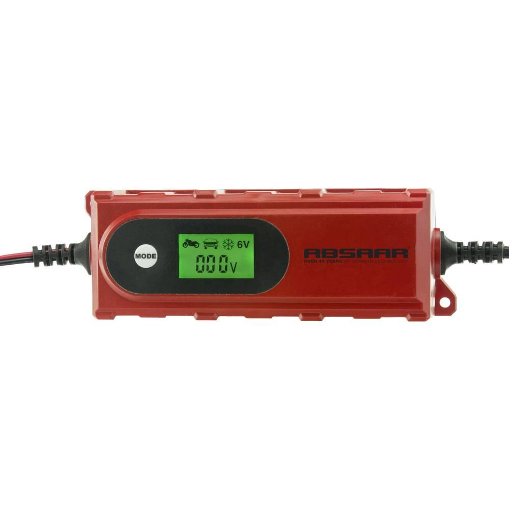 Automatisk oplader Absaar 158005 12 V, 6 V 2 A 4 A