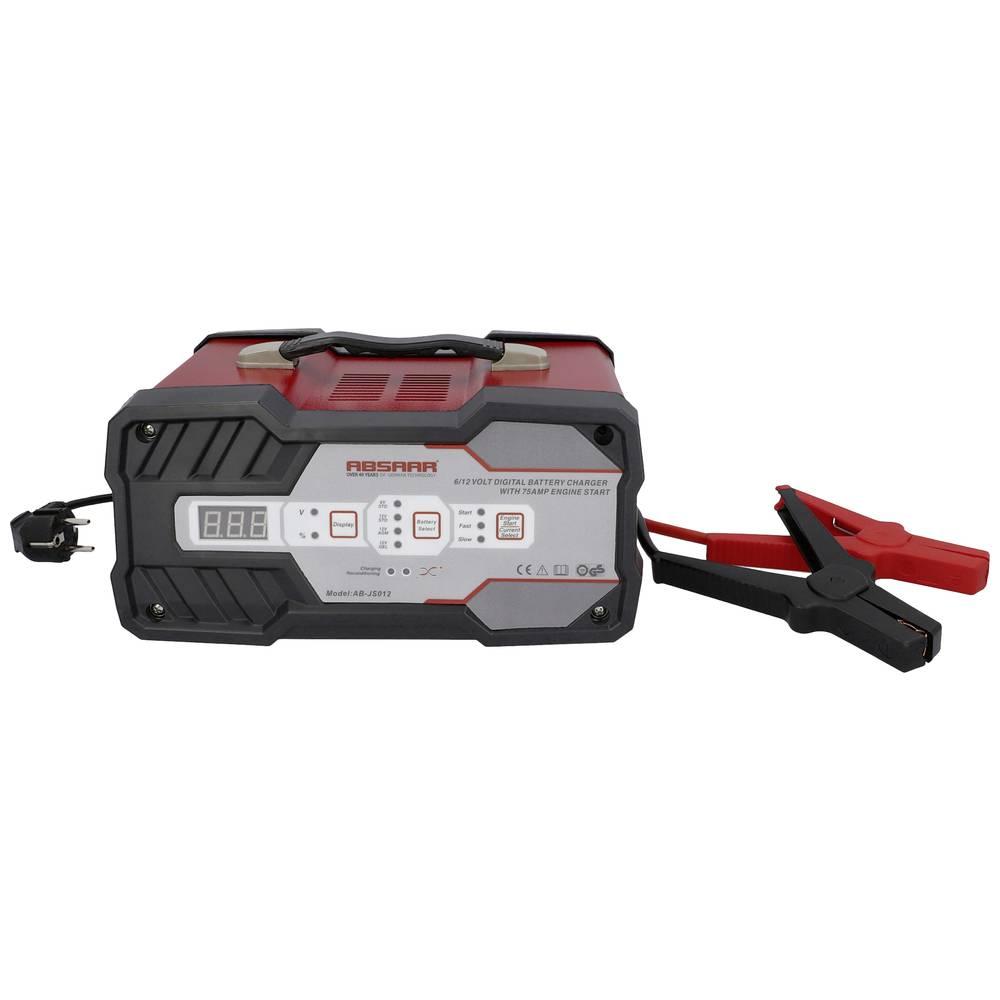 Automatisk oplader Absaar 158006 12 V, 6 V 2 A 12 A