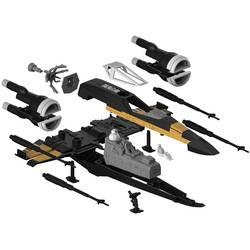Revell 06763 Build & Play Poe's Boosted X-Wing Fighter Znanstvenofantastični model, komplet za sestavljanje 1:78