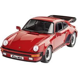 Revell 07179 Porsche 911 Turbo model avtomobila, komplet za sestavljanje 1:25