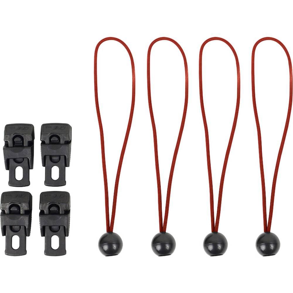 Napenjalo za ponjavo (D x Š x V) 4 x 14 x 25 cm LAS 10680 elastična, s kroglo