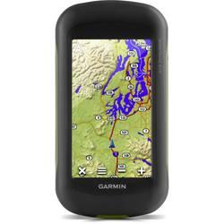 Garmin Montana 610 + TOPO Deutschland V8 Pro Outdoor Navi Cykler, Båd, Vandring Tyskland Stænkvandsbeskyttet, GLONASS, GPS, inkl