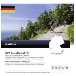 Garmin Topo Deutschland V8 Vandrekort Outdoor-kort Cykler, Ski, Vandring Tyskland