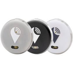 Bluetooth-Ttacker TrackR pixel Multifunktionstracker Sort, Hvid, Grå