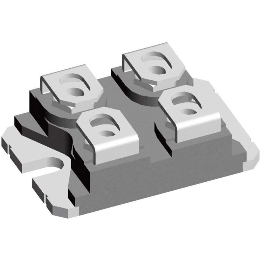 Standardna dioda IXYS DSEI2x101-12A SOT-227-4 1200 V 91 A