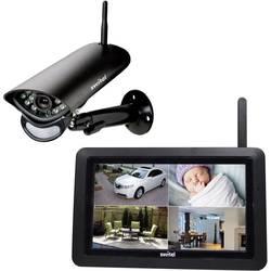 Switel HS2000 brezžični-set nadzorne kamere 720 piksel 2.4 GHz