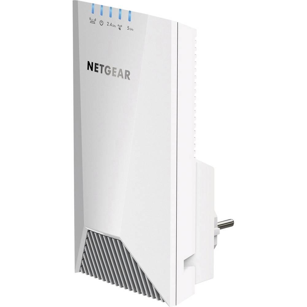 NETGEAR EX7500 WLAN ojačevalnik 2.2 Gbit/s 2.4 GHz, 5 GHz, 5 GHz