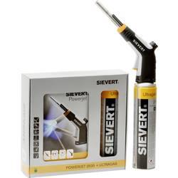 Sievert PowerJet Ultra Set varilni gorilnik 2100 °C vklj. plinska jeklenka