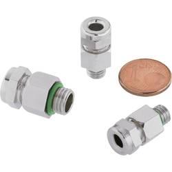 Kabelforskruning LappKabel SKINDICHT® MINI 8 x 1 FKM Messing Messing 1 stk