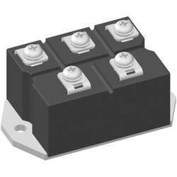 Mostični usmernik IXYS VUO62-16NO7 PWS-D 1600 V 63 A trifazni