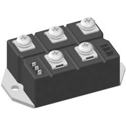 Mostični usmernik IXYS VUO160-16NO7 PWS-E1 1600 V 175 A trifazni