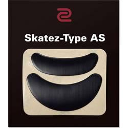 Mus-glides Zowie Skatez-Type AS PTFE Svart