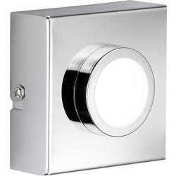 ACTION Veneta 487101010000 LED zidna svjetiljka 4.5 W toplo-bijela krom boja