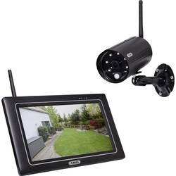 Brezžični-Set nadzorne kamere 4-kanalni Z 1 kamero 1920 x 1080 piksel 2.4 GHz ABUS OneLook PPDF16000