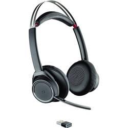 Plantronics UC B825M telefonski naglavni komplet Bluetooth brezžične on ear črna