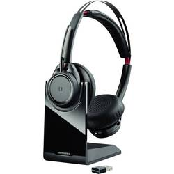 Plantronics UC B825 telefonski naglavni komplet Bluetooth brezžične on ear črna