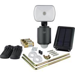 GP Lighting RF3.1 hybrid 810SAFEGUARDRF3.1H solarna točka z detektorjem gibanja nevtralno bela črna