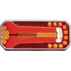 LED zadnja luč za prikolico, smernik, zavorna luč, luč za vzvratno vožnjo, meglenka, luč za registrsko tablico, leva, desna 12 V