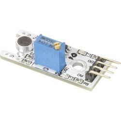 MAKERFACTORY Mikrofonljudsensor VMA309 Passar till: Arduino, Arduino UNO, Fayaduino, Freeduino, Seeeduino, Seeeduino ADK, pcDuin