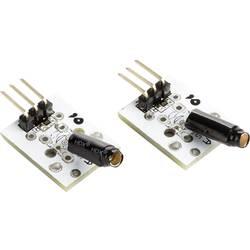 Makerfactory senzorski modul VMA312 pogodan za (Arduino Boards): Arduino, Arduino UNO, Fayaduino, Freeduino, Seeeduino, Seeeduin