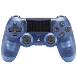 Handkontroll Sony Computer Entertainment Dualshock 4 V2 PlayStation 4 Blå (transparent)
