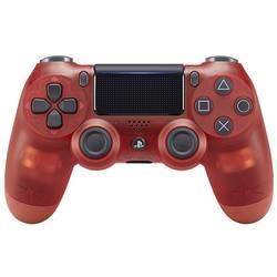 Handkontroll Sony Computer Entertainment Dualshock 4 V2 PlayStation 4 Röd (transparent)