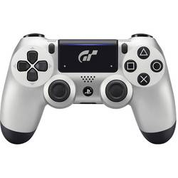 Handkontroll Sony Computer Entertainment Dualshock 4 V2 GT Sport PlayStation 4 Silver-svart